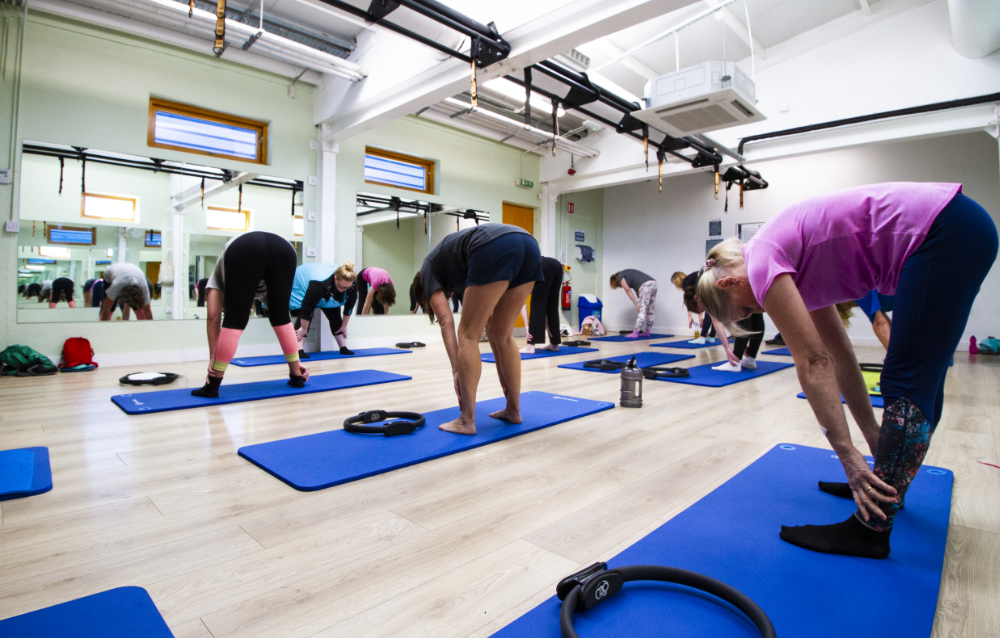 Pilates ZOOM – Monkstown