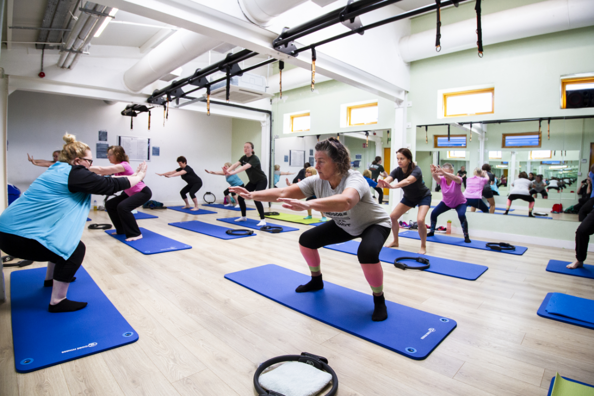 HIIT ZOOM – Monkstown